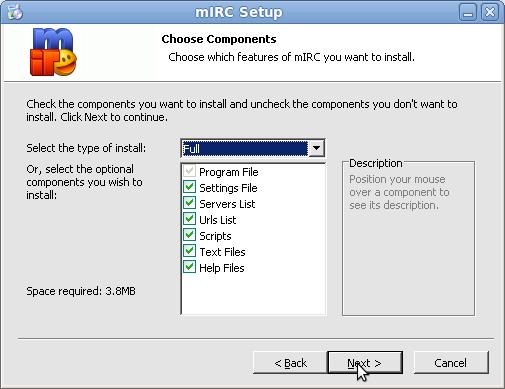 mirc linux